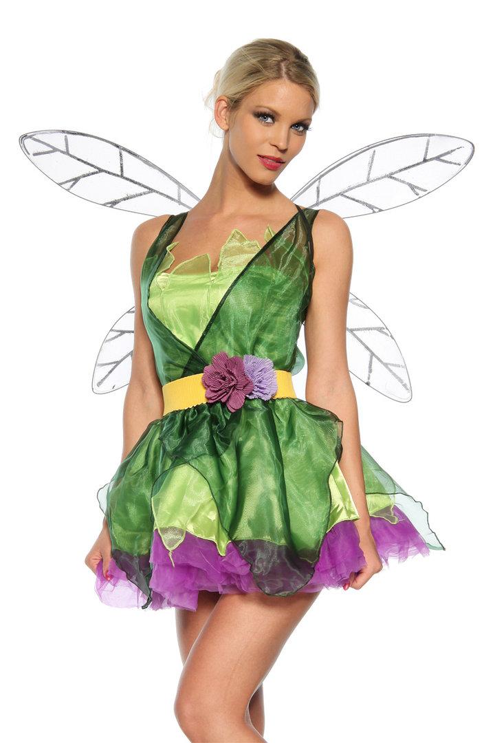 karnevalskostüme damen selber machen