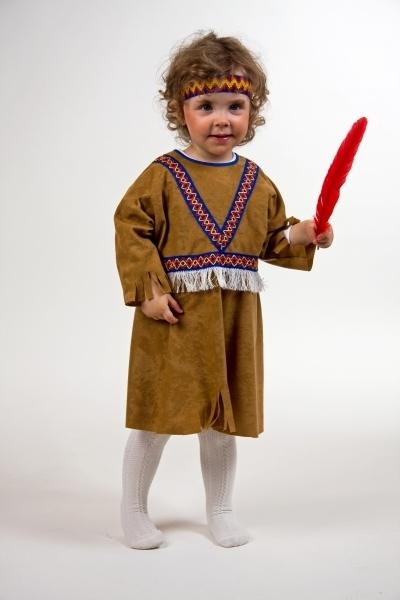 indianerkost m indianer kleid kleinkind karnevalskost m 118020 ebay. Black Bedroom Furniture Sets. Home Design Ideas