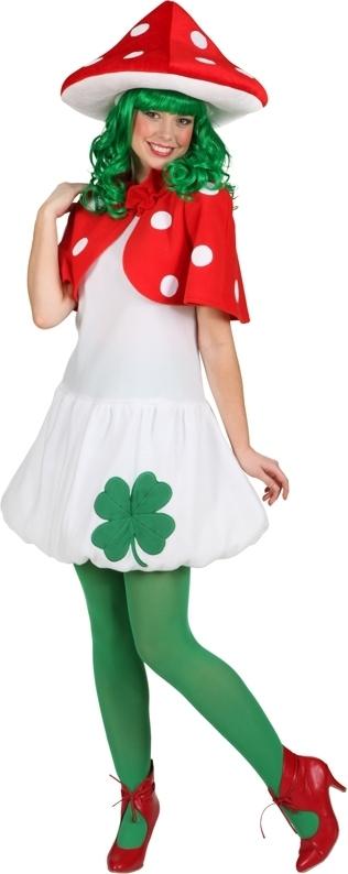 fliegenpilz kleid  karnevaldepot günstige kostüme online