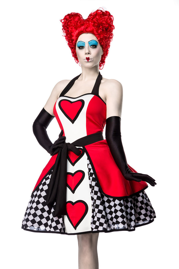 Queen Of Hearts Kostum