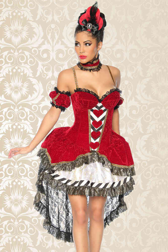 alice im wunderland kostüm  karnevaldepot günstige