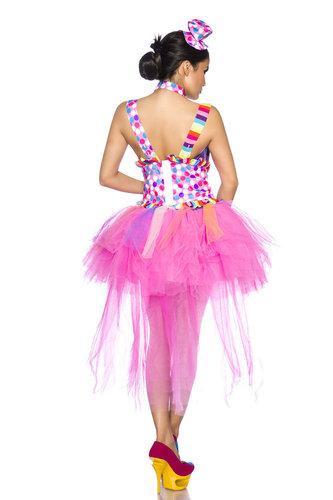 sexy clown kostüm  karnevaldepot günstige kostüme online