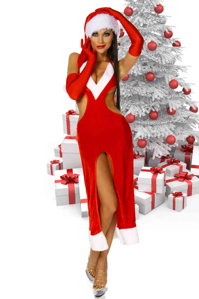 separation shoes 308ab 54462 Weihnachtskleid Damen