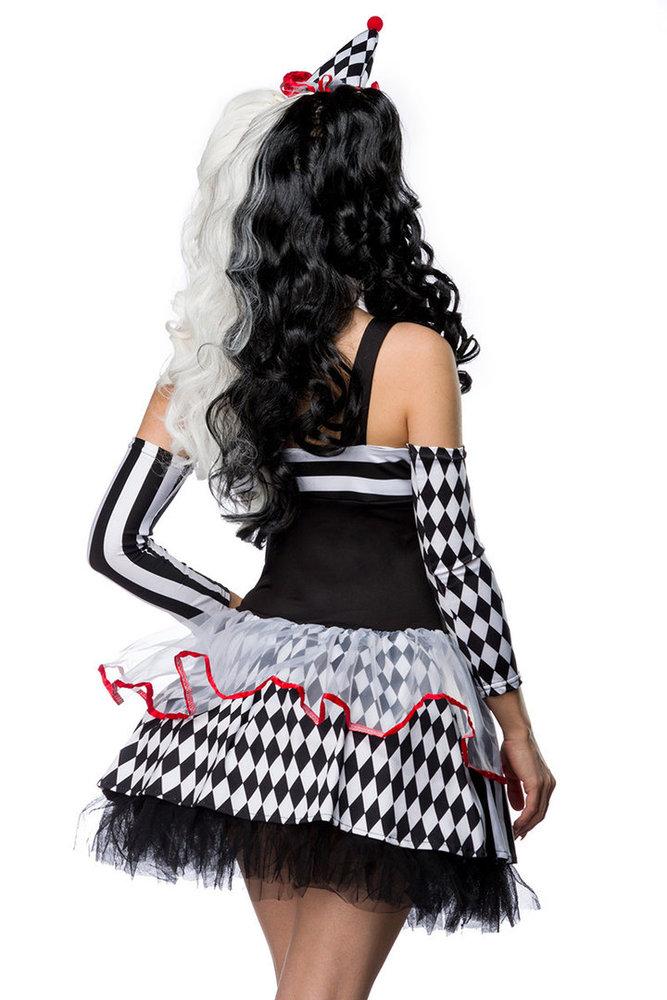 harlequin kostümset  karnevaldepot günstige kostüme online