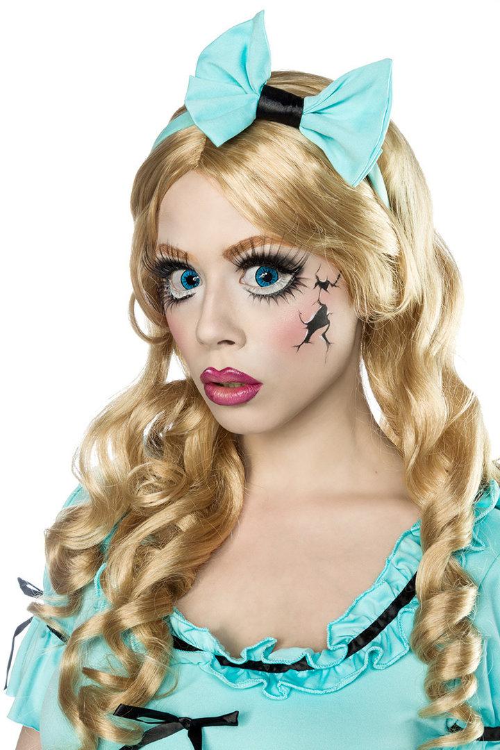 horror doll kostüm set  karnevaldepot günstige kostüme
