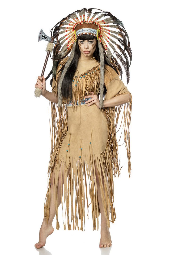 Indianerin Native American
