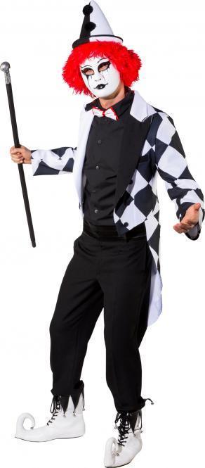 Karneval Frack Orlob Gothic Barock Herren Kostüm Mantel wOPXukZiT