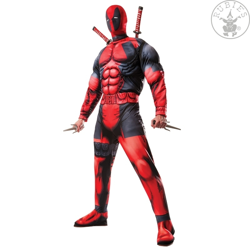 Deadpool Deluxe - Adult